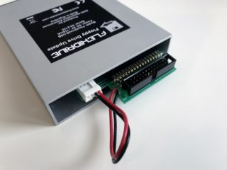 34 Pin Floppy Interface to 26 pin IDC DIP